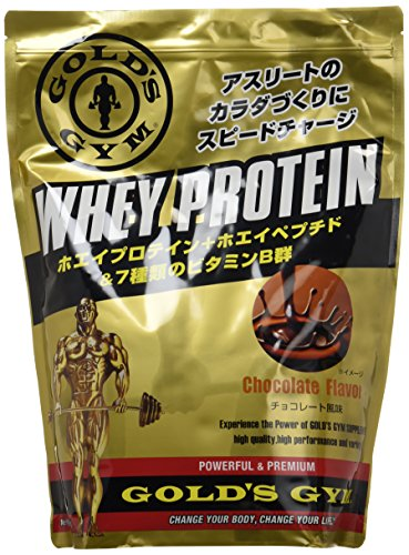 ゴールドジム ホエイプロテイン チョコレート風味 1,500g