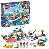 レゴ(LEGO) フレンズ 海のどうぶつレスキュークルーザー 41381 ブロック おもちゃ 女の子