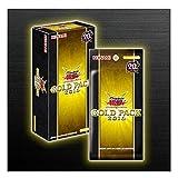 遊戯王 日本語版 アーク・ファイブ ゴールドパック 2016 ボックス ARC-V Gold Pack 2016 Box