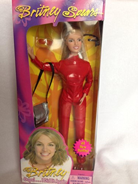 Britney Spears人形