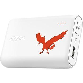 Anker PowerCore ファイヤー 10000 (10000mAh 最小最軽量* 大容量 モバイルバッテリー) 【PowerIQ搭載 / オリジナルポーチ付属 / iPhone&Android対応】 *2018年5月時点