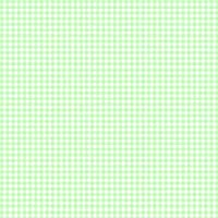 SheetWorld Crib / Toddler Sheet - Pastel Green Gingham Woven - Made In USA [並行輸入品]