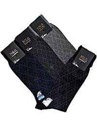 グンゼ 【POLO/ポロ】 ビジネスソックス 4足セット 表糸綿100% 消臭加工 PBJ006