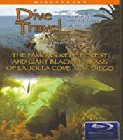 The Famous Kelp Forest and Giant Black Sea Bass of La Jolla Cove - San [Blu-ray] [Import]