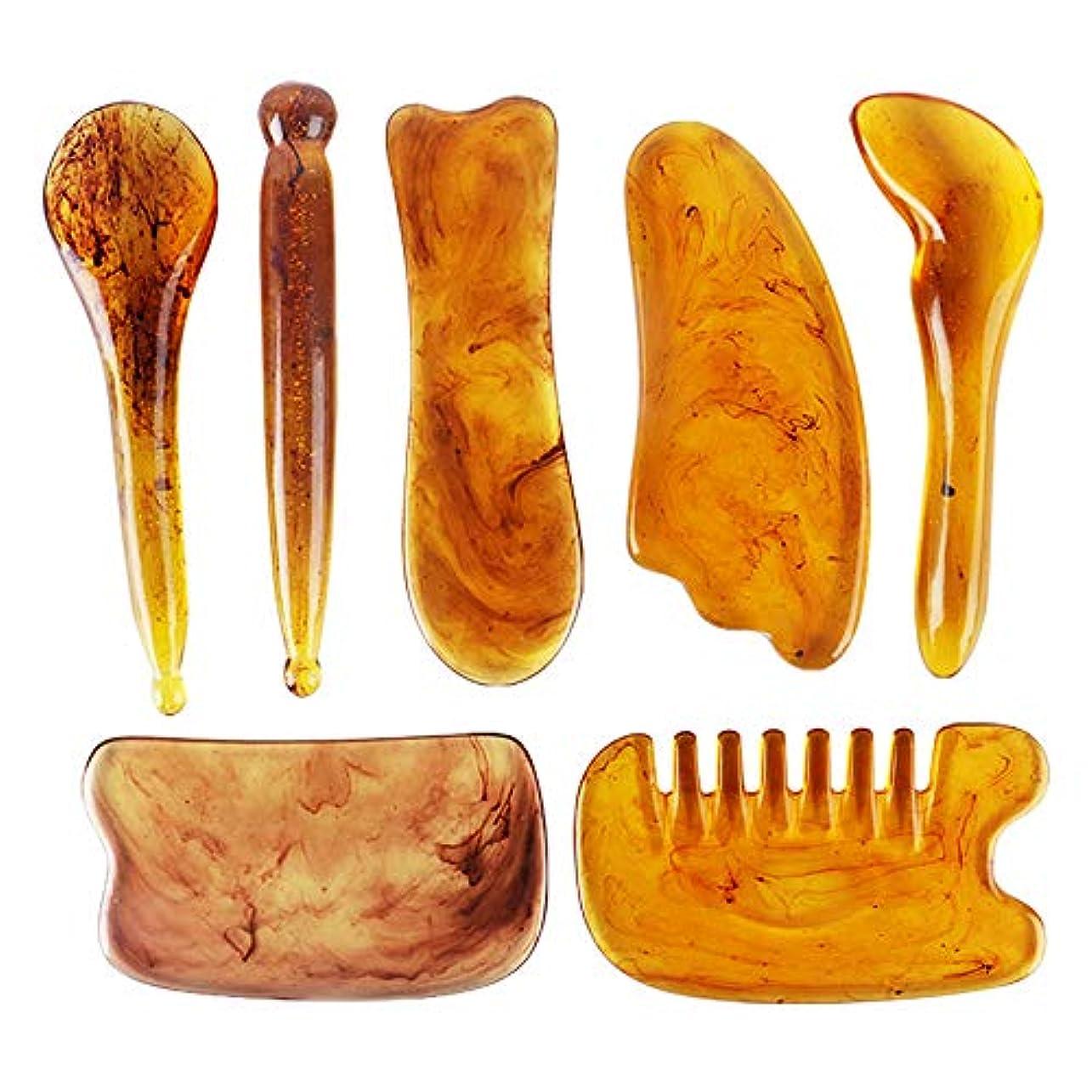 タイピスト線形拳ナチュラルジェイドグアシャスクレイピングマッサージスクレーパーグアシャボード樹脂ツボフェイシャルアイケアスパマッサージフェイスマッサージャー鍼