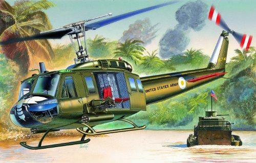 イタレリ 1247 1/72 UH-1D 'SLICK'