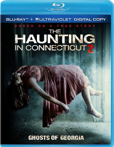 Haunting in Connecticut 2-Ghosts of Georgia [Blu-ray] [Import]
