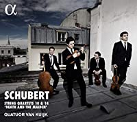 Schubert: String Quartets 10 & 14 'Death And The Maiden'