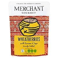 [Merchant Gourmet] キノア&大豆250グラムと商人のグルメWheatberries - Merchant Gourmet Wheatberries with Quinoa & Soya 250g [並行輸入品]
