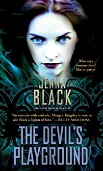 The Devil's Playground (Morgan Kingsley Book 5) by [Black, Jenna]