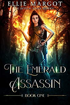 [Margot, Ellie, Starkey, Laurie, Anderle, Michael]のThe Emerald Assassin: A Seven Sons Novel (English Edition)