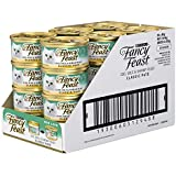 Fancy Feast Cod, Sole & Shrimp Patè Wet Cat Food, 24x85g