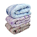 シンサレート 掛け布団 シングル 150×210cm 布団に毛布の手触りをプラス 高機能素材シンサレート3M採用 柄色指定不可 SLF1601
