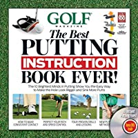 ゴルフ: The Best Putting Instruction Book Ever 。DVD付き – Book