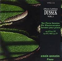 Dussek: Piano Works Vol. 1