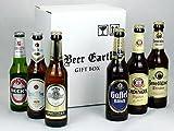 ドイツビール6本 飲み比べセット 正規輸入品【ヴァルシュタイナー、ベックス 他】 専用ギフトBOXでお届け