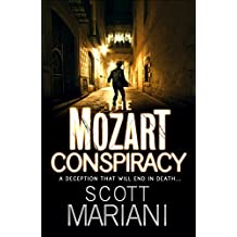 The Mozart Conspiracy (Ben Hope, Book 2)