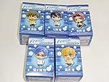 Free! ぷちフィギュア 全5種セット