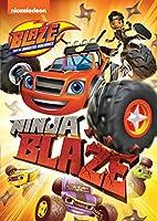 Blaze And The Monster Machines: Ninja Blaze [DVD]