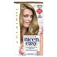 Clairol Nice 窶朗 Easy Permanent Hair Color 3 Pack - Dark Cool Blonde