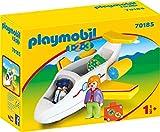 PLAYMOBIL® 70185 1.2.3 乗客航空機、マルチカラー