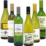 シニアソムリエ厳選 直輸入 白ワイン6本セット((W0AFF4SE))(750mlx6本ワインセット)