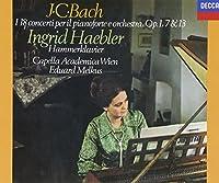 J.C.バッハ:クラヴィーア協奏曲集