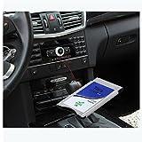 SDHCカードのアダプター Mercedes Benz用 PCMCIAコマンドシステム 32GBまで対応 Comand APSE200、E260、E260coupe、E300、E350