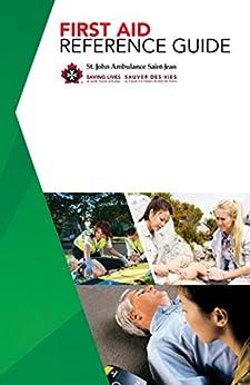 St. John Ambulance First Aid Reference Guide by [Ambulance, St. John]