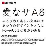 OpenType ユトリロ Pro-M for Win [ダウンロード]