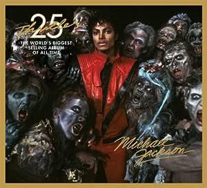 スリラー 25周年記念リミテッド・エディション(DVD付)