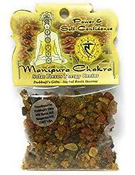 樹脂Incense Solar Plexus Chakra Manipura – self-confidenceと変換 – 1.2ozバッグ