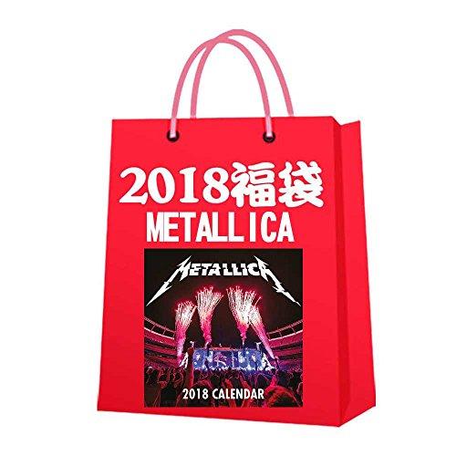 [해외]METALLICA 메탈리카 - 데뷔 35 주년 기념 복 주머니 (2018 년 공식 캘린더가 반드시 들어있다) | T 셔츠 | 남성 공식 | 공식/METALLICA Metallica - 35th Anniversary Lucky Bag (2018 Official Calendar is included) | T-shirt | Men`s Official |...
