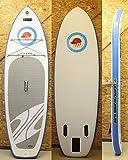 "9'6"" BOARDWORKS MOD Inflatable SUP インフレータブル スタンドアップパドルボード SET (BLUE)"