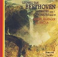 Piano Sonatas.1, 2, 3, 19, 20: El Bacha