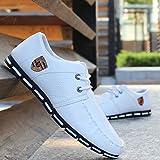 メンズ ファッション HKUN ピーズの靴 紳士靴 カジュアルシューズ ドライビングシューズ 通気性 お洒落 ファッション メンズ 流行  新しいモデル