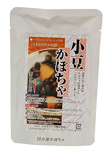 小豆かぼちゃ(200g)[レトルト食品]