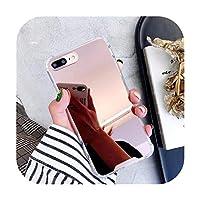 sexy-kawayi ソフトシリコンバックケースfor iPhone XS 11プロマックスXR 7 8プラス6 6 s x 10ケースカバー -Rosegold-for iPhone XS