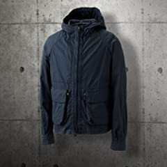 Woolrich Uphill Jacket: Navy