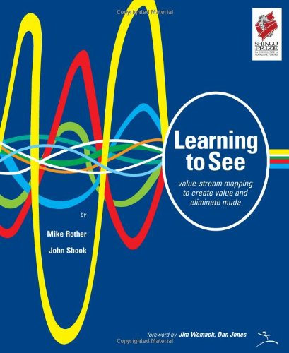 Download Learning to See: Value Stream Mapping to Add Value and Eliminate Muda (Lean Enterprise Institute) 0966784308