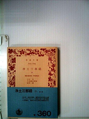 浄土三部経〈下〉観無量寿経,阿弥陀経 (1964年) (岩波文庫)