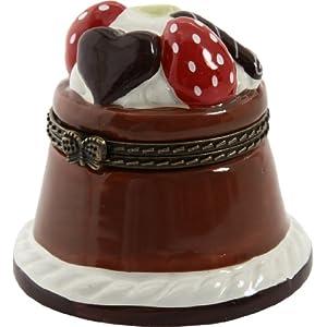不二貿易 ミニ ポータリー ケース ケーキ Dタイプ 94572