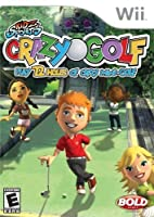 Crazy Golf - Nintendo Wii by Bold Games [並行輸入品]