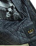 Jeffries MQU0370 スティーブマックィーンモデル ナイロンバイカータイプ バブアー画像④