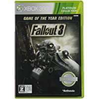 Fallout3 GAME OF THE YEAR EDITION プラチナコレクション【CEROレーティング「Z」】 - Xbox360