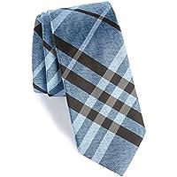 (バーバリー) BURBERRY メンズ ネクタイ Manston Check Silk Tie [並行輸入品]