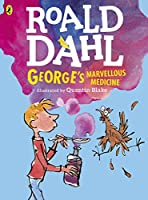 George's Marvellous Medicine: Colour Edition (Dahl Colour Editions)