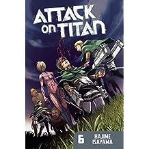 Attack on Titan Vol. 6