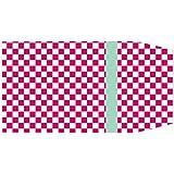 BOOK PANTS (市松模様1) お尻バージョン