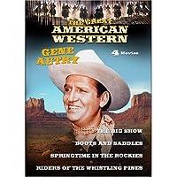 Great American Western 5: Gene Autry [DVD] [Import]